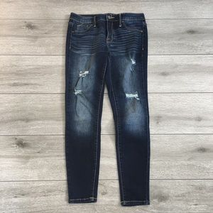 MOSSIMO mid rise JEGGINGS